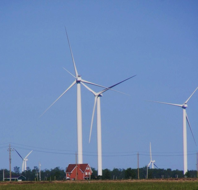 Ontario Wind - What the Politicians wanted!